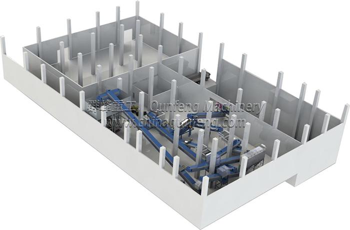 炉渣综合处理系统